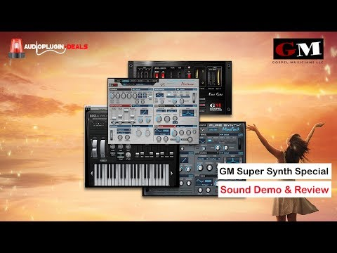 Gospel Musicians Pure Synth Platinum Review