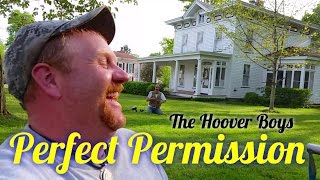 Incredible Old Coins Everywhere Metal Detecting | Perfect Permission