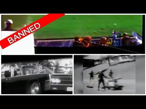 JFK TRUTH - The Mob CIA and the 8 paid ASSASSINS