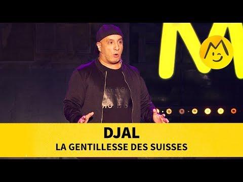 Djal - La gentillesse des suisses