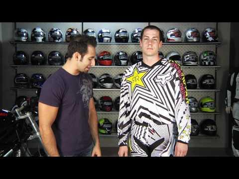 Fox Racing 360 Ryan Dungey Rockstar Replica LE Jersey & Pants at RevZilla.com