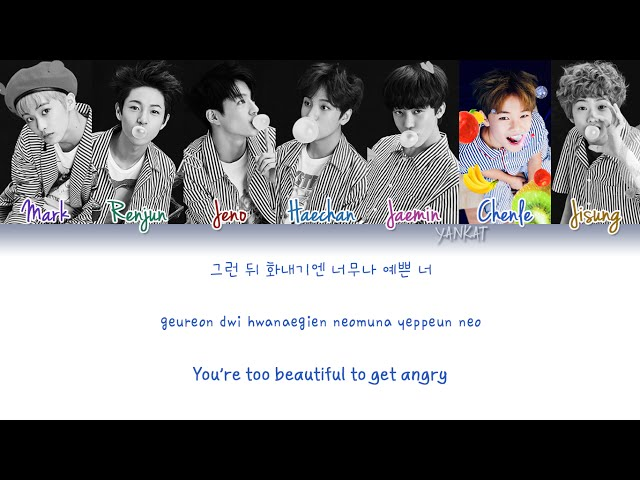 NCT DREAM – Chewing Gum (Color Coded Han|Rom|Eng Lyrics) | by Yankat
