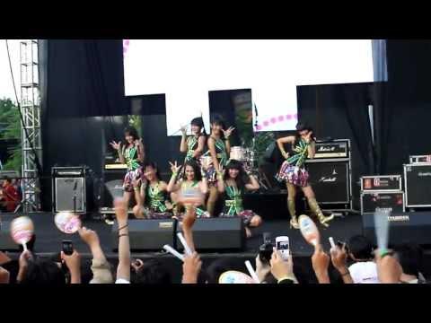 [25112012] Fancam : JKT48 - Gomen ne, Summer