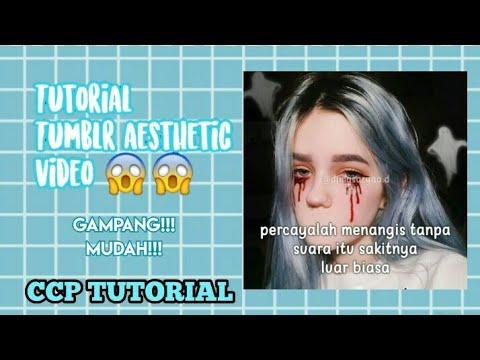 (CCP) CUTE CUT PRO || TUTORIAL TUMBLR VIDEO (AESTHETIC)