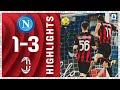 Highlights | Napoli 1-3 AC Milan | Matchday 8 Serie A TIM 2020/21