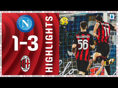 Highlights   Napoli 1-3 AC Milan   Matchday 8 Serie A TIM 2020/21