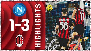 Highlights | Napoli 1-3 AC Milan | Matchday 8 Serie A TIM 2020/21