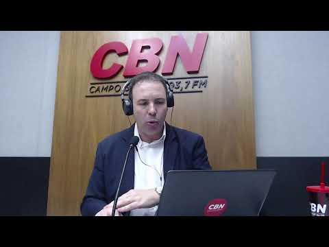 CBN Campo Grande (29/05/2020): com Ginez Cesar