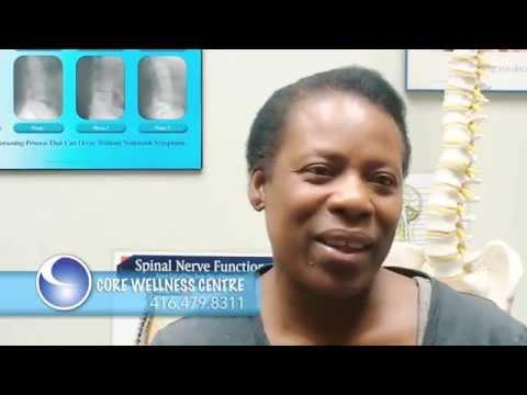 Headache and Back Pain Relief - Toronto Chiorpractor Dr. Kris Dorken Testimonial