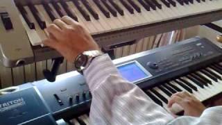 عبد الحليم عزف زي الهوا+على حسب وداد
