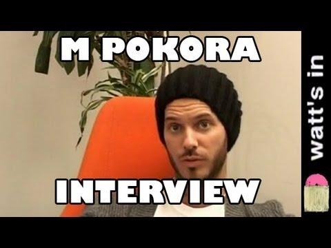 M. Pokora : Juste un Instant Interview Exclu