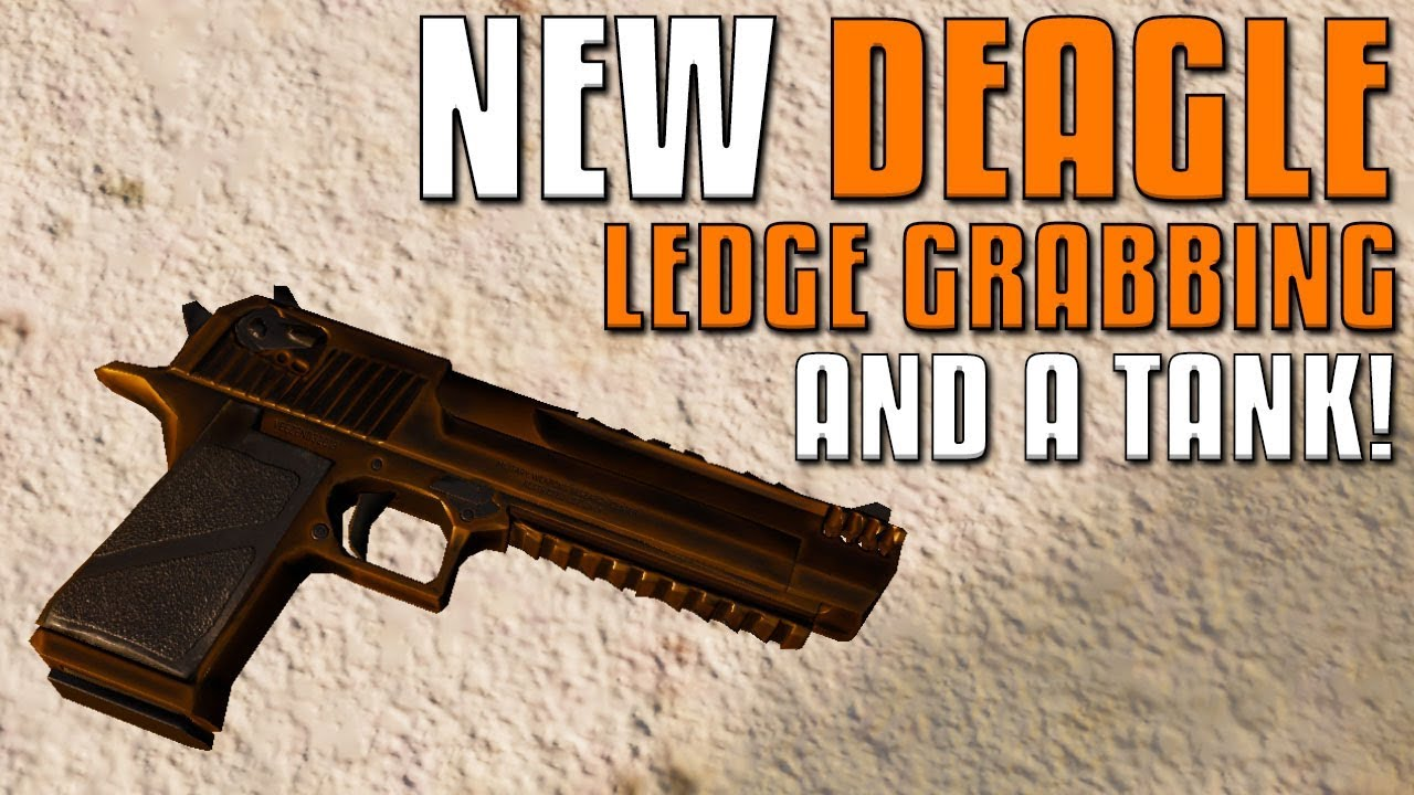 NEW Deagle, Ledge Grabbing and Armored Vehicle! - BEST PATCH! | PUBG