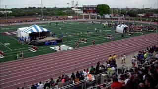 2013 MSHSL Class 2A Track & Field Championship Meet - Girls 4X400 Meter Relay FINAL
