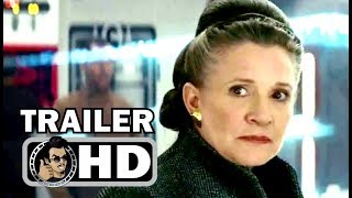"STAR WARS: THE LAST JEDI ""Darkness Rises"" TV Spot Trailer (2017) Carrie Fisher Sci-Fi Movie HD"