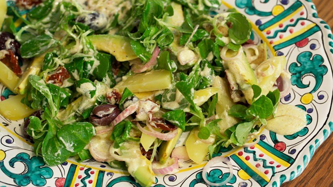 Салаты от юлии высоцкой рецепты с фото