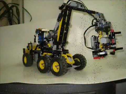 LEGO Technic Machine Forest