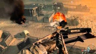 Call of Duty Black ops gameplay pc hd / maxed out /  ati 5770