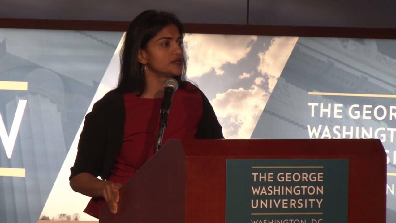 Saru Jayaraman | Ashoka | Everyone a Changemaker