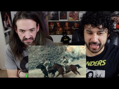 Download 12 STRONG - Official TRAILER REACTION & REVIEW!!!
