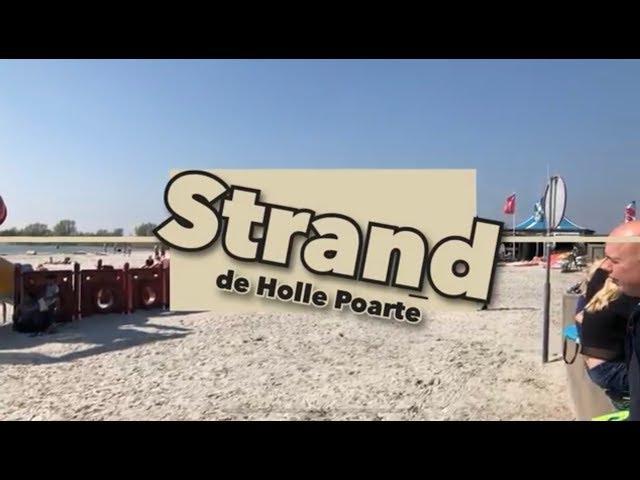 Strand de Holle Poarte - Makkum