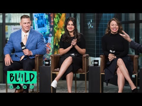 """John Cena, Geraldine Viswanathan & Kay Cannon Drop By To Chat About """"Blockers"""""""