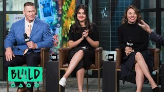 John Cena, Geraldine Viswanathan & Kay Cannon Drop By To Chat About