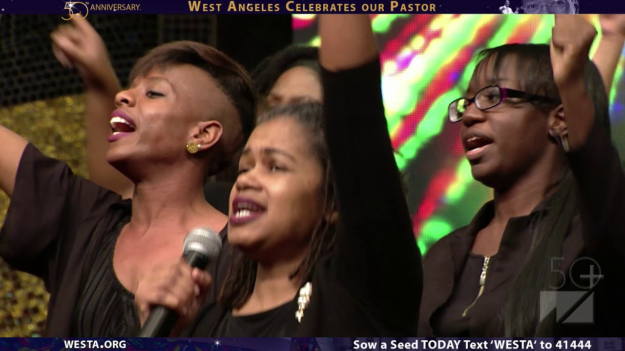 West Angeles NOW Generation Choir - Your Great Name