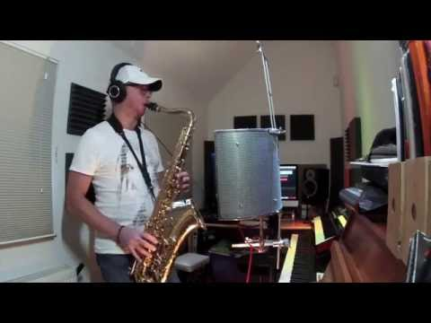 Sax on Dance Track Sessions - Epika - Guy Mantzur and Roy RosenfelD