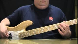 Bryan Adams Straight From The Heart Bass Cover with Notes and Tablature