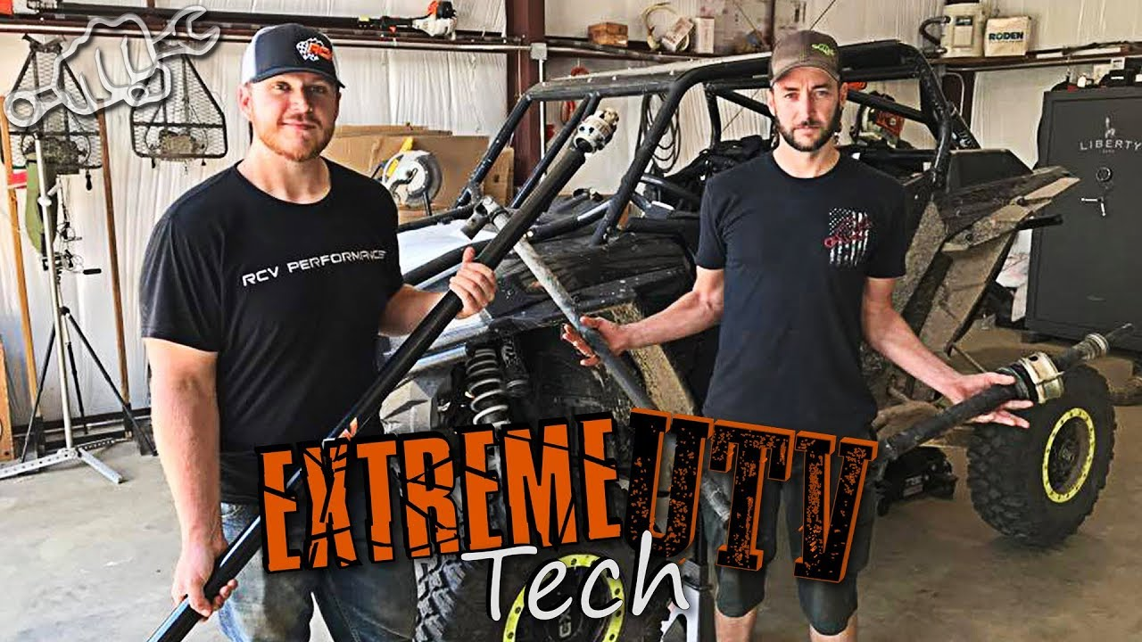 how to fix your polaris rzr drive shaft issues extreme utv tech [ 1280 x 720 Pixel ]