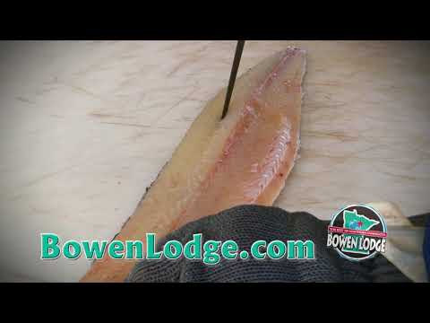 Fishing Tips: Removing Y-Bones from Northern Pike with Jeff Skelly