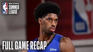 MAGIC vs BULLS | Magic Take Control in 2nd Half | MGM Resorts NBA Summer League
