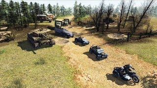 KURSK: BIGGEST TANK BATTLE IN HISTORY | Men of War: Assault Squad 2 Gameplay