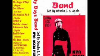 City Boys Band (J.A. Adofo) - Nko Ngya M