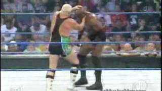 bobby lashley vs finlay