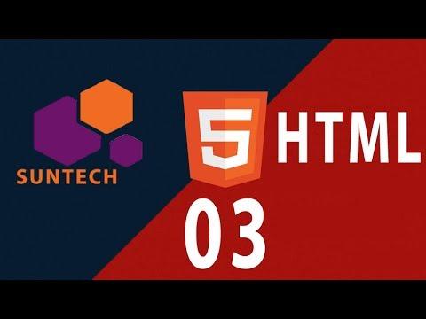 03- Cấu trúc và quy luật chung của các thẻ HTML – Các thẻ tiêu đề và thẻ xuống dòng trong HTML