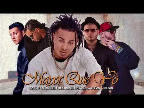 Mayor Que Yo 4 - Ozuna, Farruko, Arcangel & Alexio