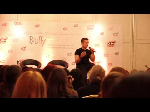 Buffy Fanmeet / James Marsters and Nicholas Brendon Talks Day 1