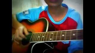 Chờ ngày mưa tan (guitar cover)