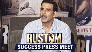 Akshay Kumar Full Interview | Rustom Movie Success