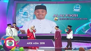 seru battle merayu uyaina antara abdel dan alai fikri aksi asia 2018