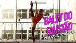 Carol Vieira & Carol Soares - Making-Of - Bailarinas do Faustão