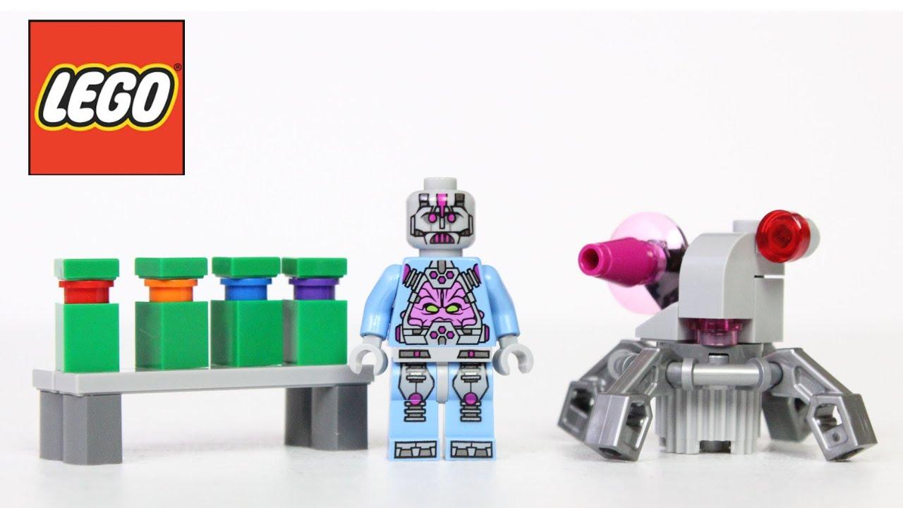The Kraang Minifigure from 30270 New Lego Teenage Mutant Ninja Turtles TMNT