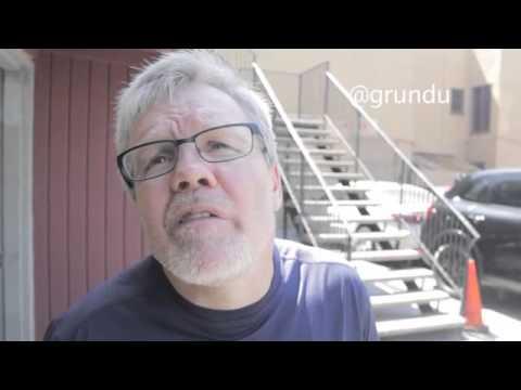 EXCLUSIVE FEATURE INTERVIEW W/ FREDDIE ROACH & HIS LASTEST FIGHTER CHRIS VAN HEERDEN - (BY @GRUNDU)