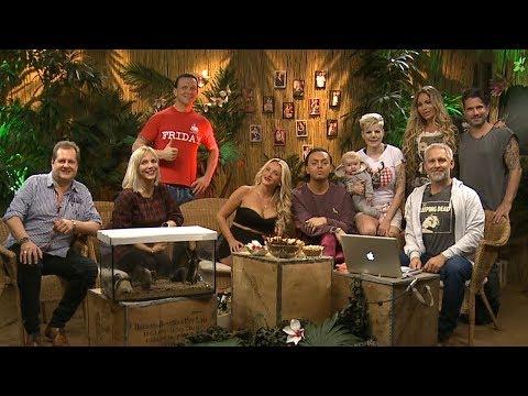 Dschungelshow mit Gina-Lisa, Melanie Müller, Julian FM Stoeckel und Malle-Jens - DIE GANZE SENDUNG