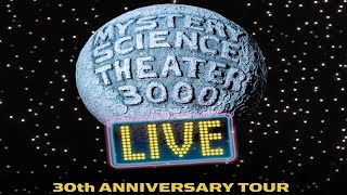 Mystery Science Theater 3000 Live: 30th Anniversary Tour - Official Trailer #2