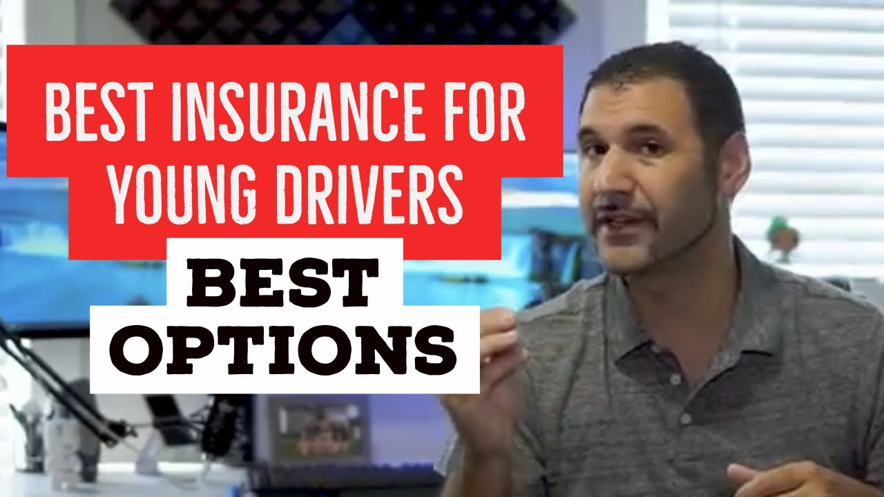 Best insurance for young drivers and my recommended ...