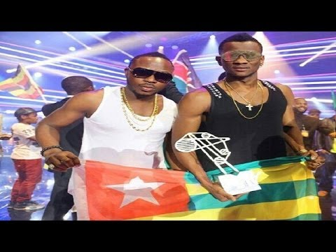 TOOFAN - Best Francophone - MTV AFRICA MUSIC AWARDS 2014