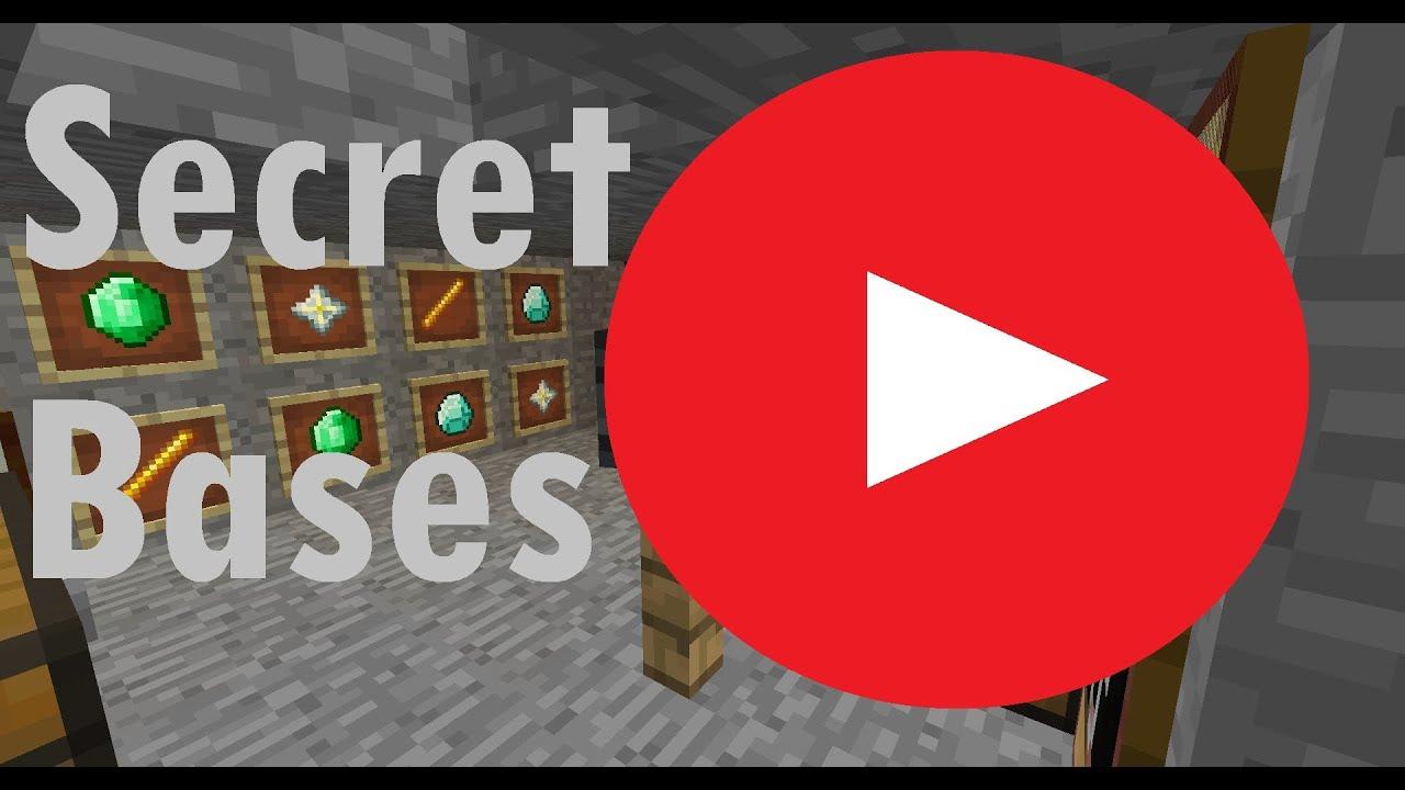 Minecraft Spotlight Top 10 Best Secret Bases And