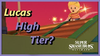 Is Lucas High Tier on the List in Super Smash Bros Ulitimate (Gameplay Replay Guide)
